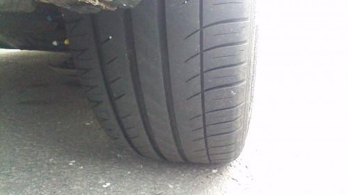 Tyres Tread depth